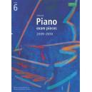 Selected Piano Exam Pieces 2009-2010  Grade 6