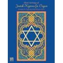 Maxson porter,E - Short Settings Of Jewish Hymns For Organ