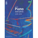 Selected Piano Exam Pieces 2009-2010  Grade 8