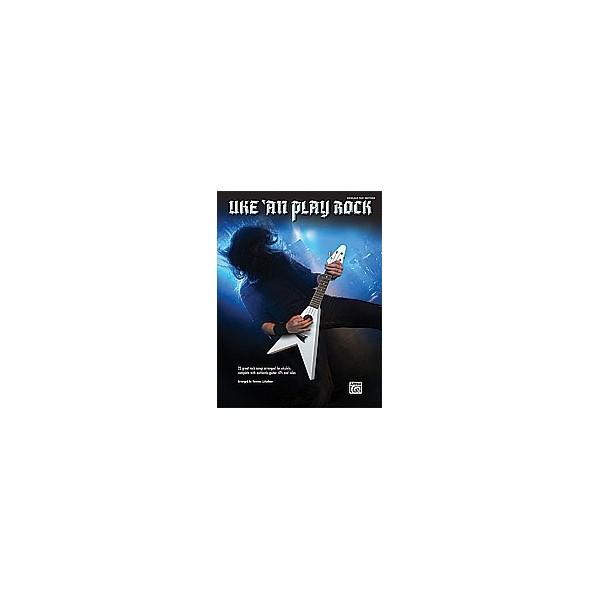 Various - Uke an Play Rock - Ukulele TAB