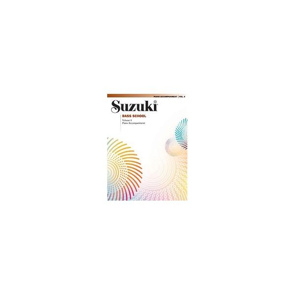 Suzuki Bass School - Piano Acc.