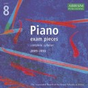 Piano Exam Pieces 2009-2010  Grade 8 CD