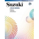 Suzuki, Shinichi - Suzuki Violin School - Violin Part