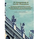 Kern, Fred - 32 Arrangements Of Favorite Masterpieces - Selections from The Brandenburg Concertos,Eine kleine Nachtmusik, The Fo