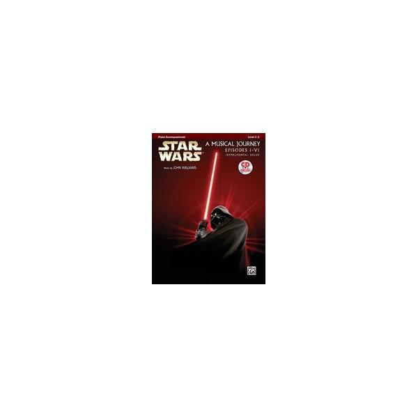 Williams, John - Star Wars Instrumental Solos (movies I-vi) - Piano Acc.