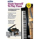 Various - Alfreds Teach Yourself To Play Piano