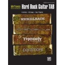Various - Mytunes Hard Rock Guitar Tab - 16 giant hits, featuring the songs of Chevelle, Nickelback, Paramore, and Theory of a D