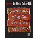 Various - Mytunes Nu Metal Guitar Tab - 16 giant hits, featuring the songs of Disturbed, Seether, Staind, and Puddle of Mudd