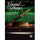 Bober,M - Grand Duets For Piano - 8 Elementary Pieces for One Piano, Four Hands