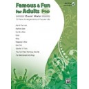 Matz,C - Famous & Fun For Adults -- Pop - 10 Piano Arrangements of Popular Hits
