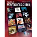Various - The Best Of Modern Rock Guitar - Authentic Guitar TAB