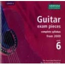 Guitar exam pieces  complete syllabus from 2009  Grade 6 CD ONLY