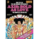 Guitar World - Guitar World -- How To Play The Jimi Hendrix Experience's Axis Bold As Love - The Complete Guitar DVD