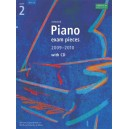 Selected Piano Exam Pieces 2009-2010  Grade 2 with CD