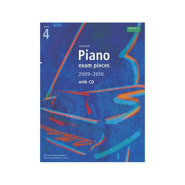 Selected Piano Exam Pieces 2009-2010  Grade 4 with CD
