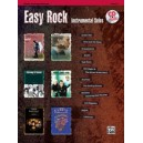 Easy Rock Instrumental Solos, Level 1 - Piano Acc.