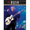 Rush - Deluxe Guitar Tab Collection 1975 - 2007 - Authentic Guitar TAB