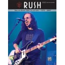 Rush - Deluxe Bass Tab Collection 1975 - 2007 - Authentic Bass TAB