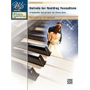 Sanborn,J - Wedding Performer -- Ballads For Wedding Receptions - 9 Romantic Selections for Piano Solo