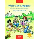 Viola Time Joggers (book + CD) - Blackwell, Kathy & David