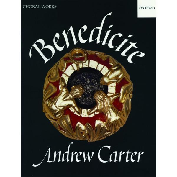 Benedicite - Carter, Andrew