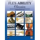 Lopez,V - Flex-ability Classics -- Solo-duet-trio-quartet With Optional Accompaniment - Alto Saxophone/Baritone Saxophone