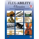 Lopez,V - Flex-ability Classics -- Solo-duet-trio-quartet With Optional Accompaniment - for All Instruments