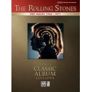 Rolling stones, The - Hot Rocks 1964-1971 - Authentic Guitar TAB