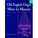 Old English Organ Music for Manuals Book 2 - Trevor, C. H.