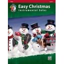 Easy Christmas Instrumental Solos, Level 1 - Flute