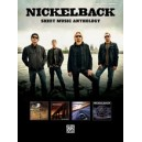 Nickelback - Sheet Music Anthology - Piano/Vocal/Chords