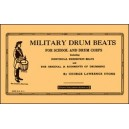 Lawrence stone, George - Military Drum Beats - For School and Drum Corps