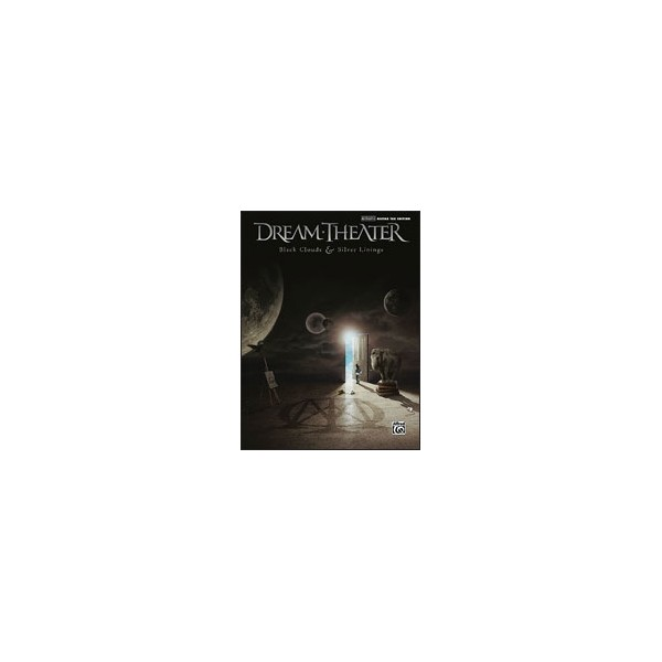 Dream Theater - Black Clouds & Silver Linings - Authentic Guitar TAB