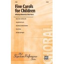 Various - Five Carols For Children - A Variety of Carols for 2-part Voices