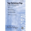 Various - Top Christmas Pop - Four Favorites for 3-Part Mixed Voices