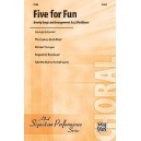 Various - Five For Fun - Novelty Songs and Arrangements for 2-part Voices