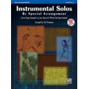 Strommen, C - Instrumental Solos By Special Arrangement (11 Songs Arranged In Jazz Styles With Written-out Improvisations) - Pia