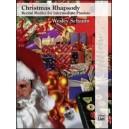 Schaum,W - Christmas Rhapsody: Recital Medley For Intermediate Pianists - O Come, All Ye Faithful * Silent Night * Joy to the Wo