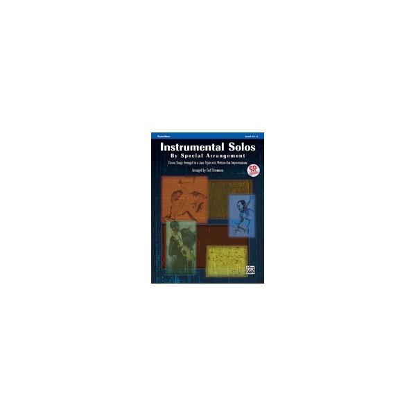 Strommen, C - Instrumental Solos By Special Arrangement (11 Songs Arranged In Jazz Styles With Written-out Improvisations) - Flu