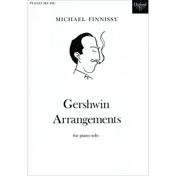 Gershwin Arrangements - Finnissy, Michael