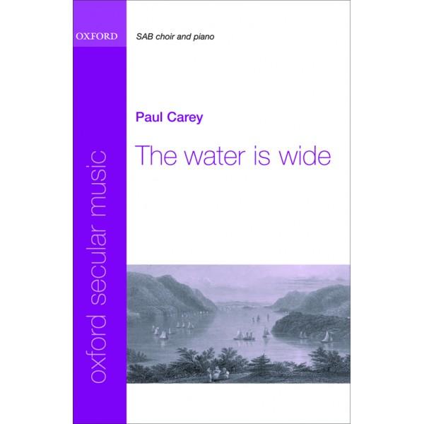 The water is wide - Carey, Paul