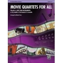 Story,M - Movie Quartets For All - B-Flat Clarinet, Bass Clarinet