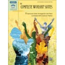 The Complete Worship Suites - 18 Expressive Suites Arranged for Solo Piano Correlated with Scriptural Themes
