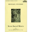 Seven Sacred Motets - Finnissy, Michael