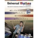 Dicenso, David - Universal Rhythms For Drummers - The Keys to Unlock a World of Creativity