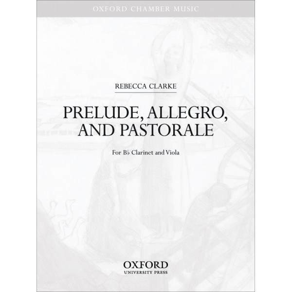 Prelude, Allegro, and Pastorale - Clarke, Rebecca