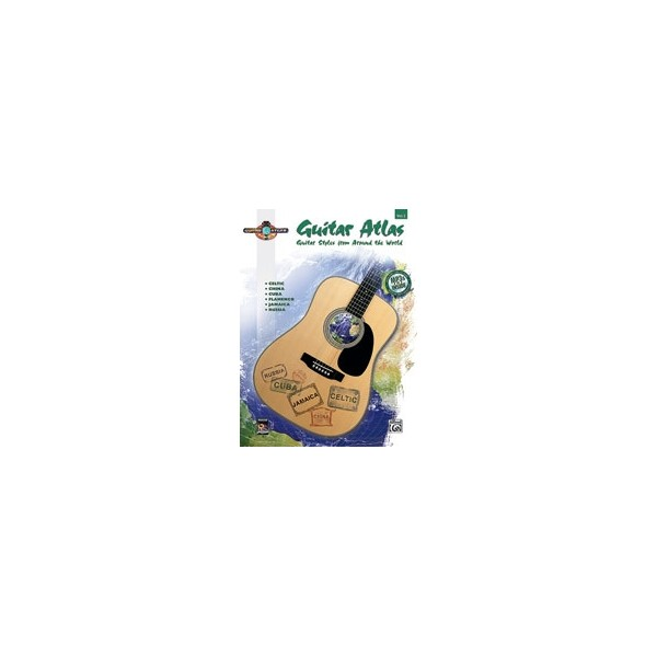 Various - Guitar Atlas Complete - Guitar Styles from Around the World