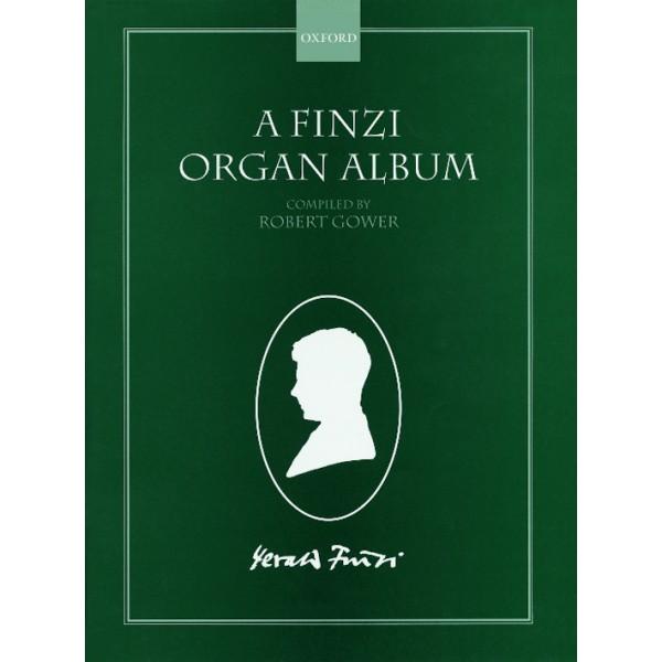 A Finzi Organ Album - Finzi, Gerald