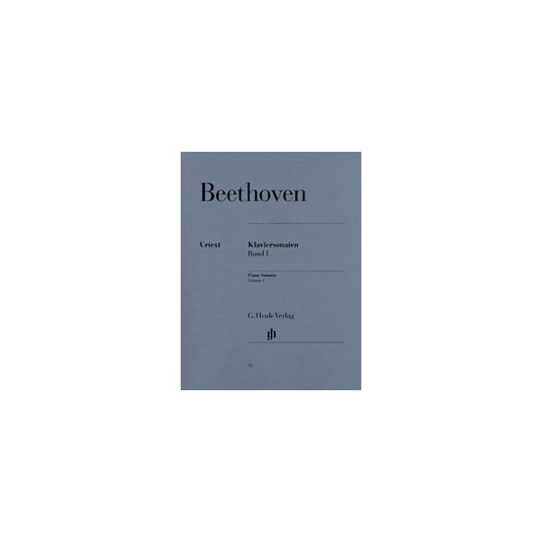 Beethoven, Ludwig van - Piano Sonatas   Vol. 1