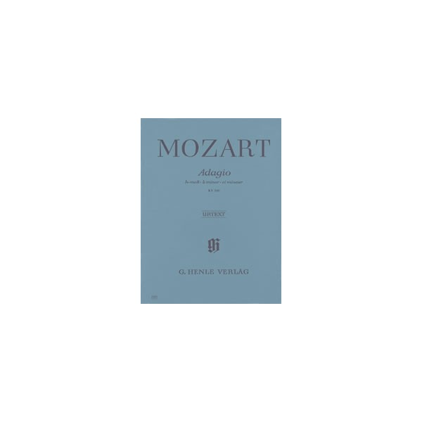 Mozart, Wolfgang Amadeus - Adagio b minor  KV 540
